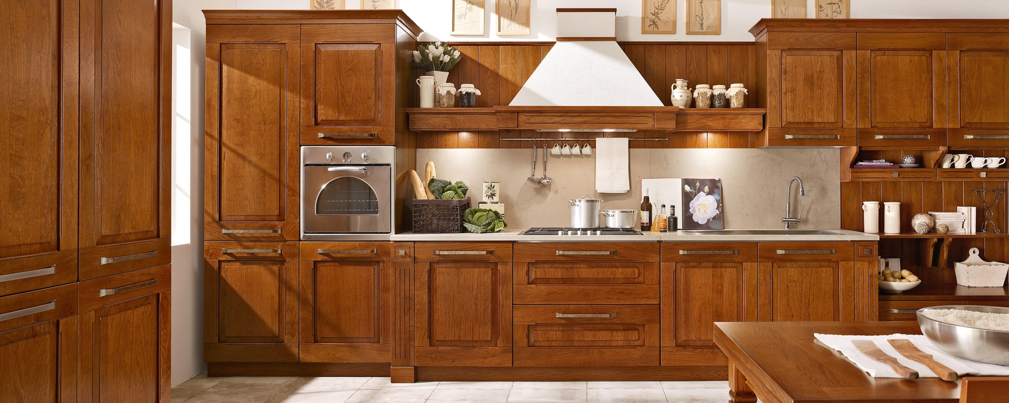 Aida cucine stosa for Cucine catalogo
