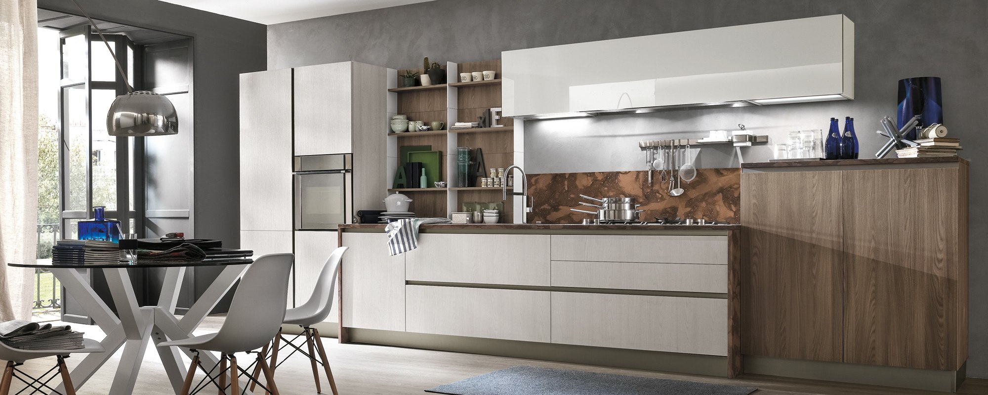 Infinity cucine stosa - Design cucine moderne ...
