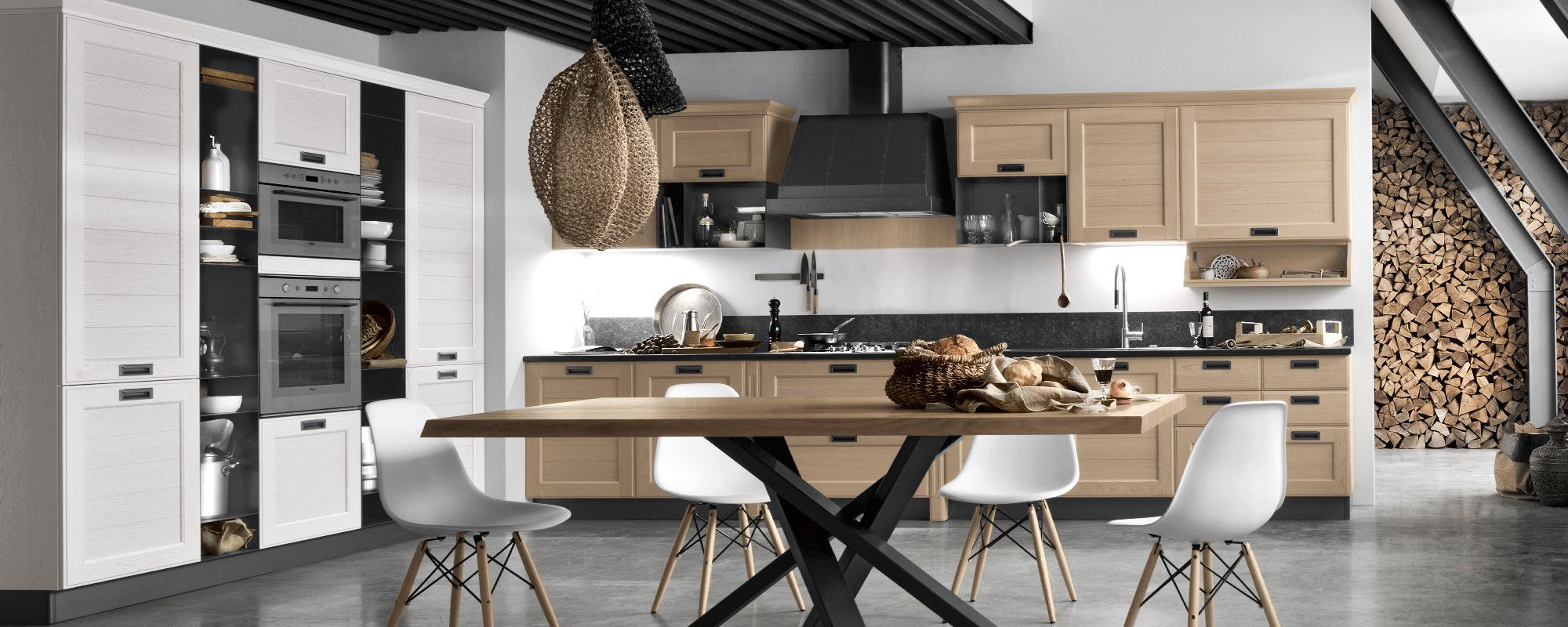 York cucine stosa for Cucine moderne contemporanee
